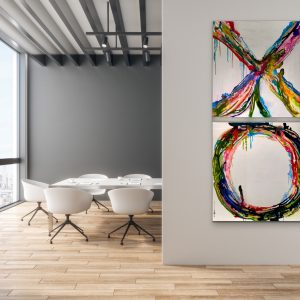 CHRISTI MERIL ART-WHAT THE WORLD NEEDS NOW-DALLAS ABSTRACT EXPRESSIONIST-DALLAS ABSTRACT ARTIST-DALLAS POP XO ART-2